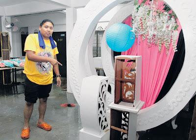 Pengantin rugi RM60,000