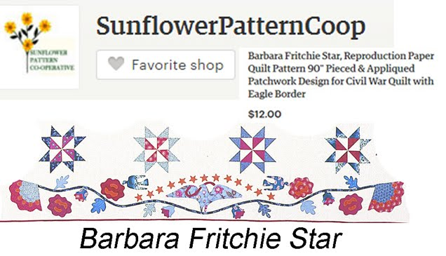 BARBARA FRITCHIE STAR