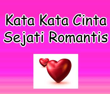 Kata Cinta Sejati Romantis
