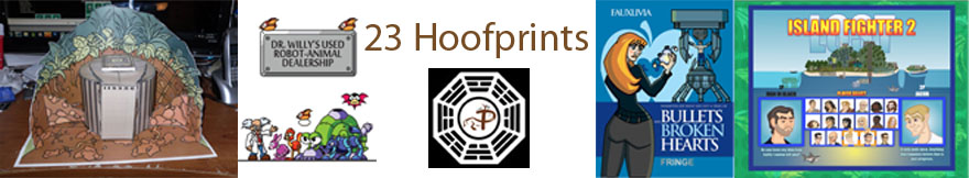 23 Hoof Prints