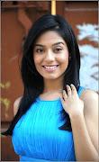 Amrita Rao Latest Photoshoot Stills in Blue Dress @ World News