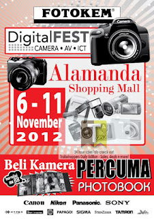 Fotokem DigitalFest Alamanda Mall 2012