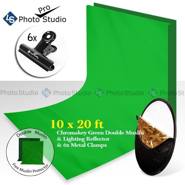 Background Kit For Photography 10x206