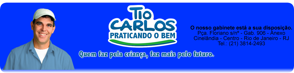 Blog do Tio Carlos