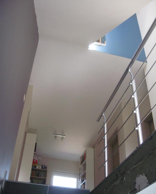 Encours de fabrication for Peinture escalier v