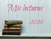 Mis Lecturas 2016