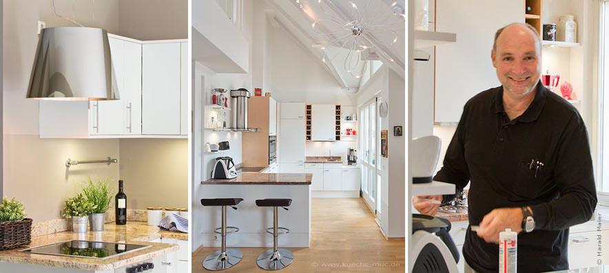Küchenrenovierung münchen  Wir renovieren Ihre Küche : Kuechenfronten