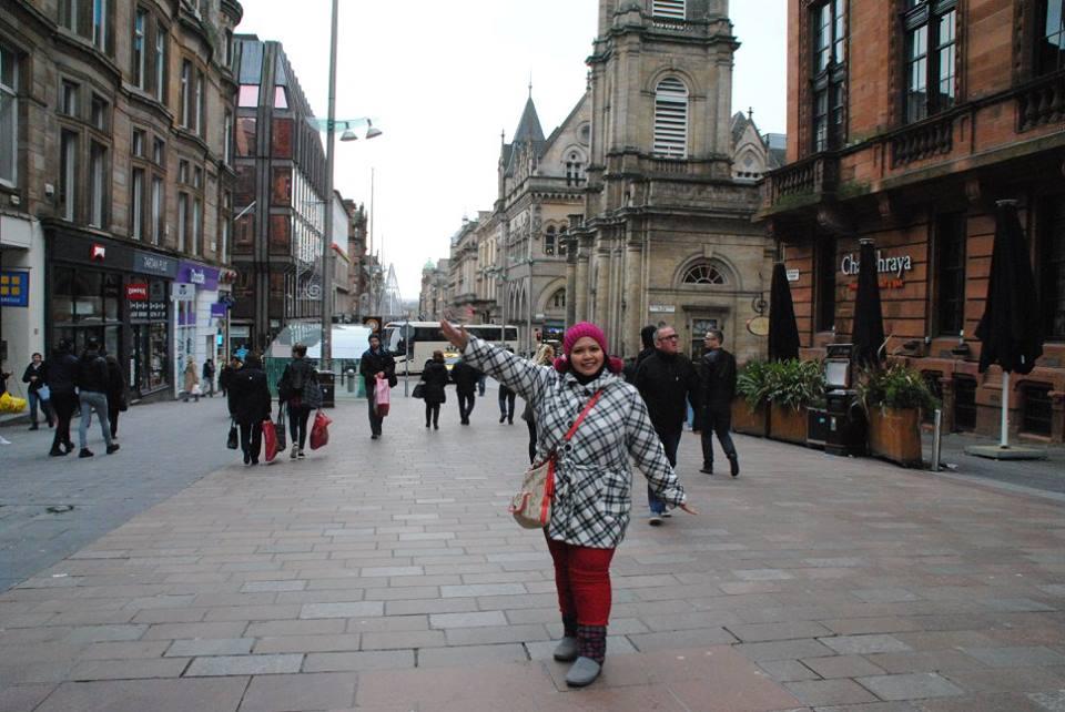 Glasgow, Scotland (2015)