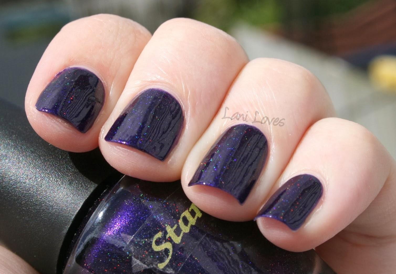 Star Kin Purple Haze Swatch