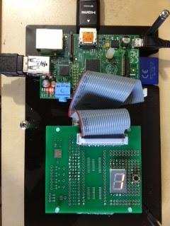 Electronics, Raspberry Pi and Home Automation : Custard Pi 8 project ...