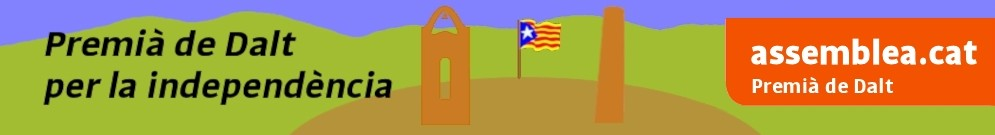 Assemblea Nacional Catalana - Premià de Dalt