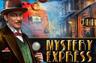Play free Mystery Express awesome mistery Hidden Object Online Games
