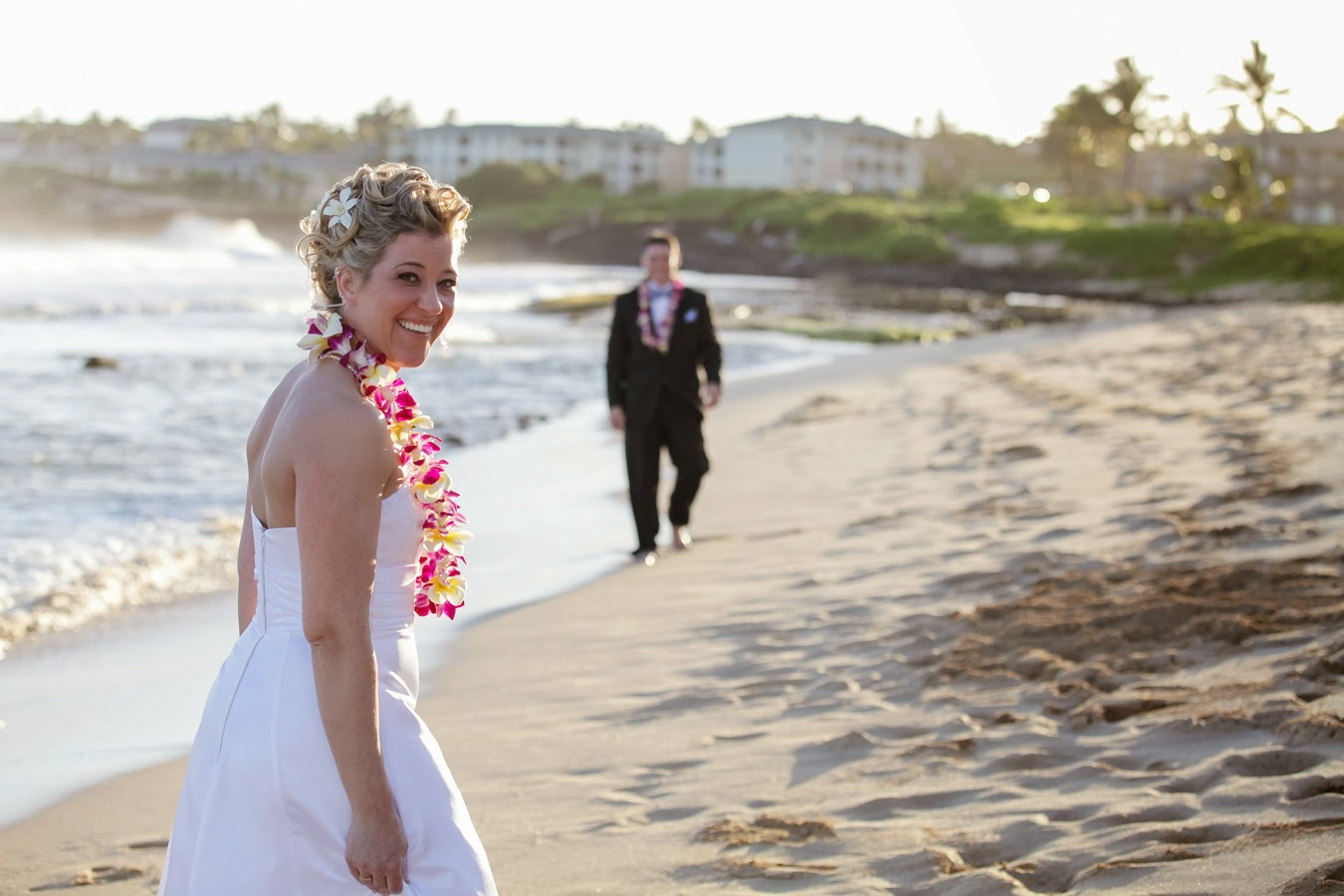 Kauai Beach Wedding