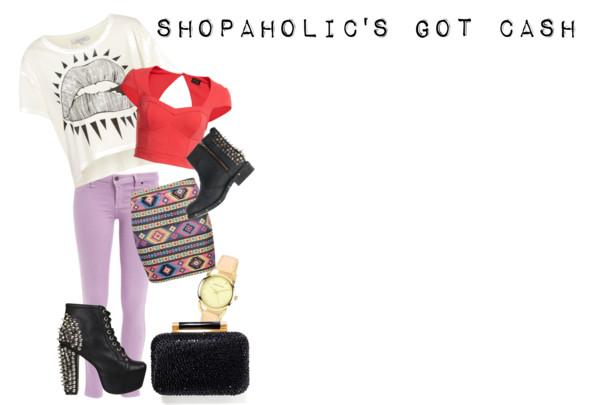 Shopaholic's Got Cash