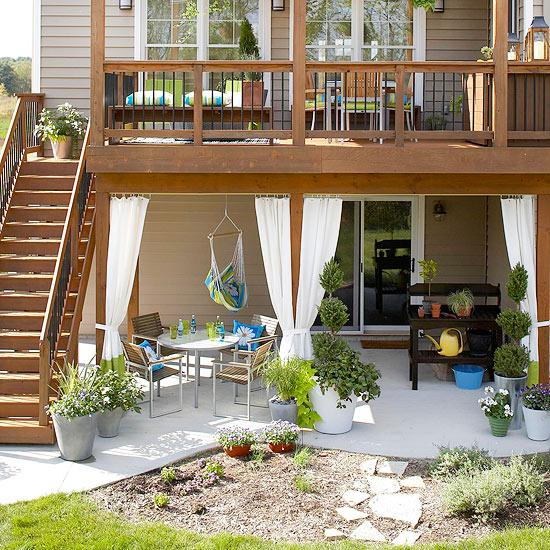 Summer home decor tips