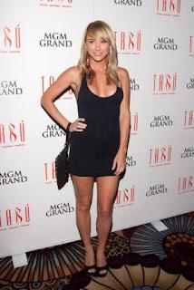 Sara Jean Underwood at Tabu nightclub - MGM Grand in Las Vegas