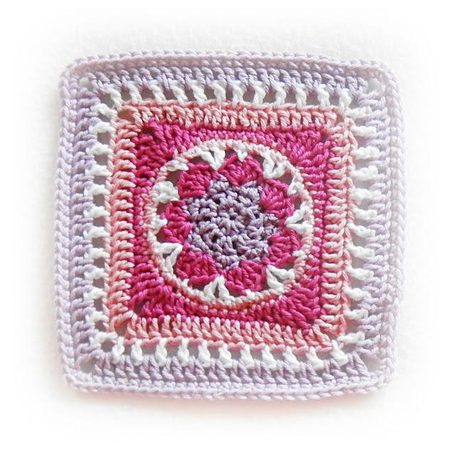 Sammlung - Granny Squares kostenlos - Sknitters Strickblog