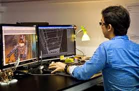 computer animator job