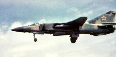 Самолеты МиГ-23МЛД