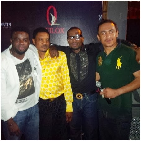 quilox night club lagos nigeria