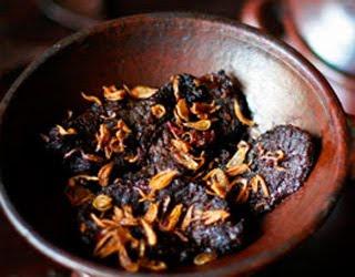 Smashed Sweet Fried Beef Empal Gepuk