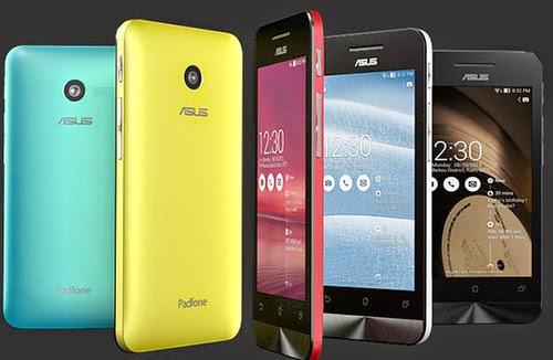 Asus chính thức bán dòng điện thoại giá rẻ Zenfone tại Trung Quốc