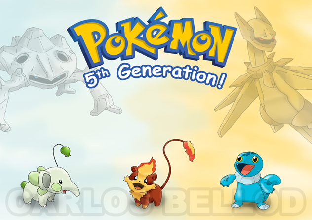 download gen 5 pokemon cries