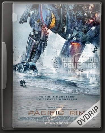 Pacific Rim (DVDRip Español Latino) (2013)