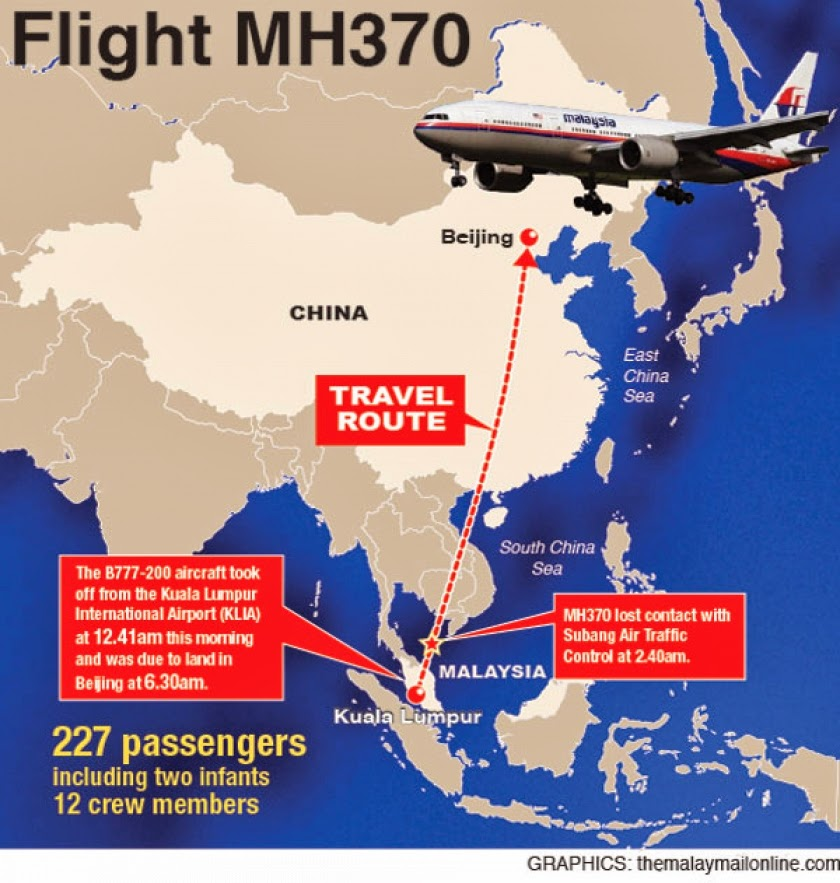 """Russia """"Puzzled"""" Over Malaysia Airlines """"Capture"""" By US Navy"""