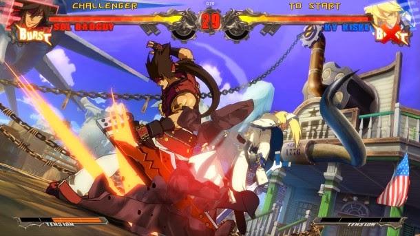 Nuevas imágenes repletas de acción de Guilty Gear Xrd: SIGN