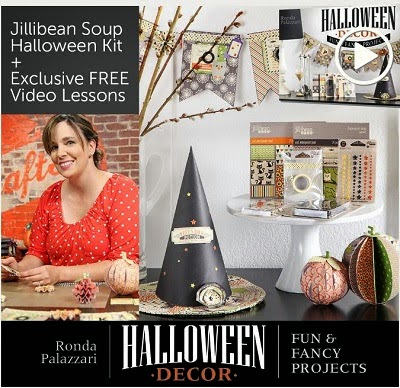 Jilibean Soup Halloween Kit