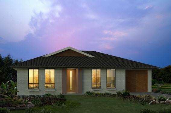 Fachadas de casas de un piso o nivel construye hogar for Casas modernas un nivel