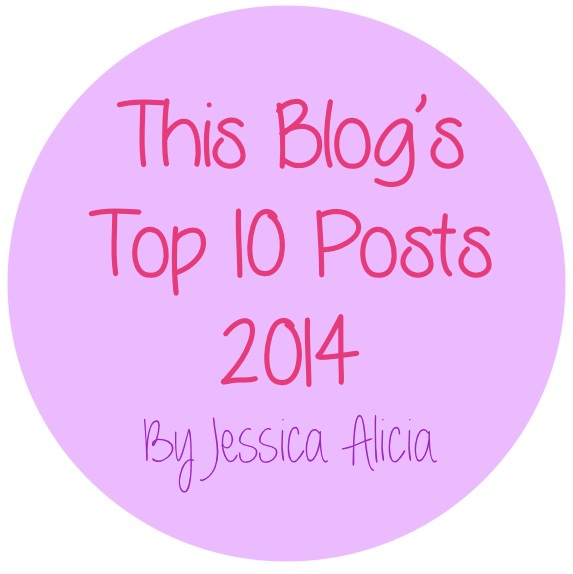 This Blog's Top 10 Posts - 2014