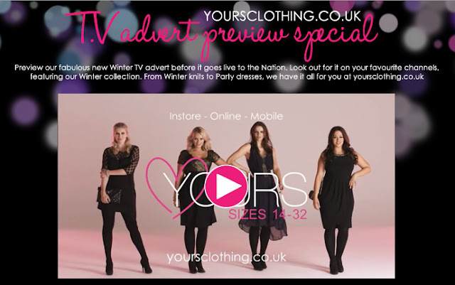 http://www.yoursclothing.co.uk/static/tvadvert.aspx