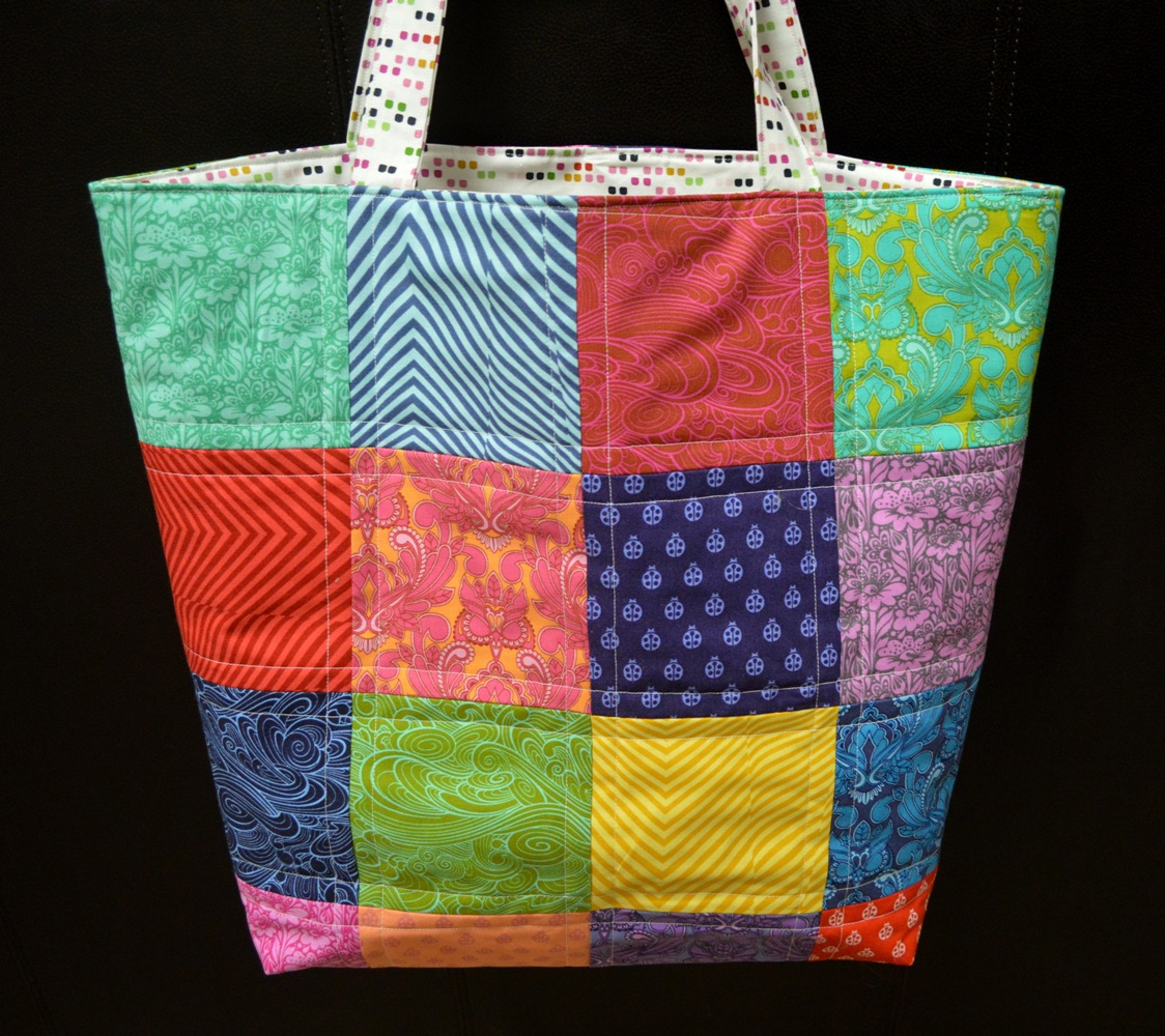 happy quilting charming totes