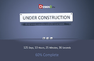 Under Construction Template
