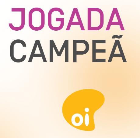Promoção Jogada Campeã da Oi  2015