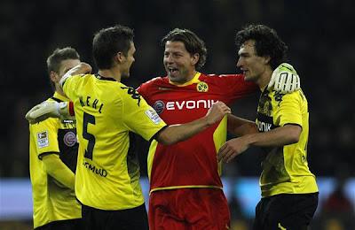 Borussia Dortmund 2 - 0 Schalke (2)