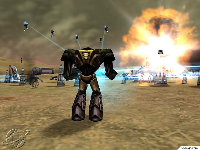 Dark reign 2 free full pc action stragy game for Dark reign 2