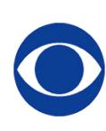 CBS logo, TV, series,