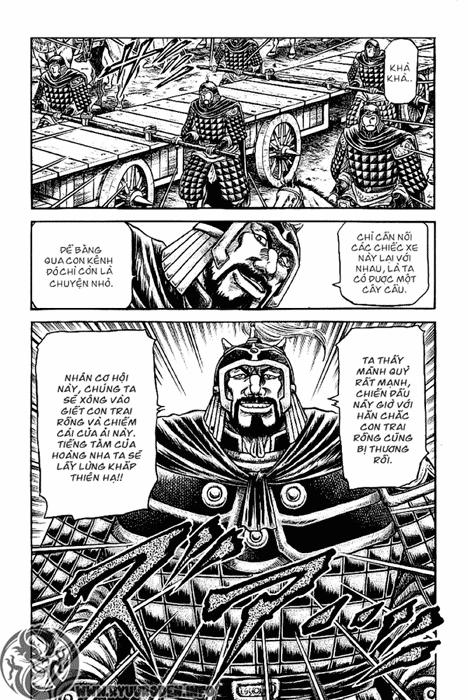 Chú Bé Rồng - Ryuuroden chap 125 - Trang 25