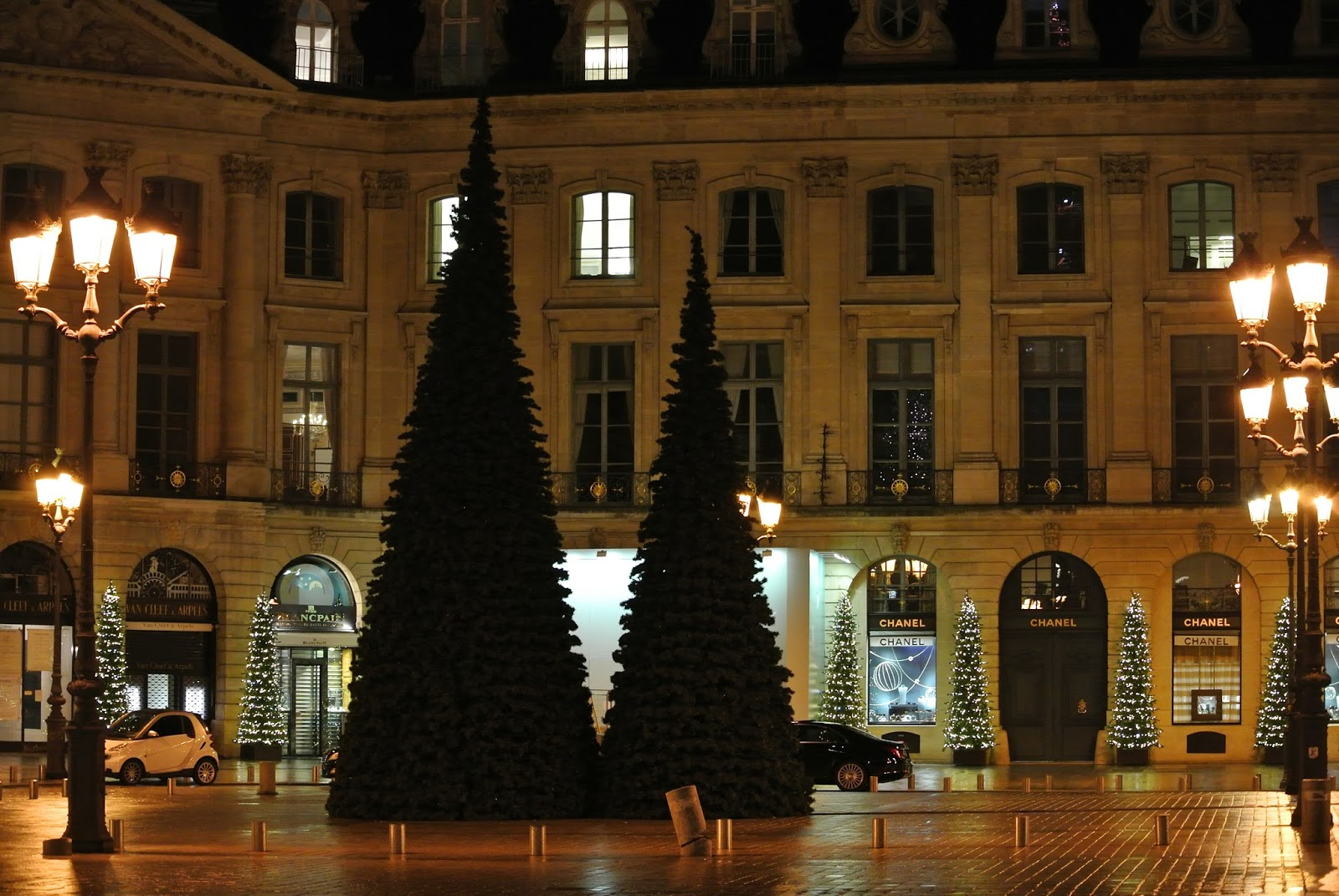 Le blog de gabrielle aznar les illuminations no l paris 2014 - Illumination paris 2014 ...