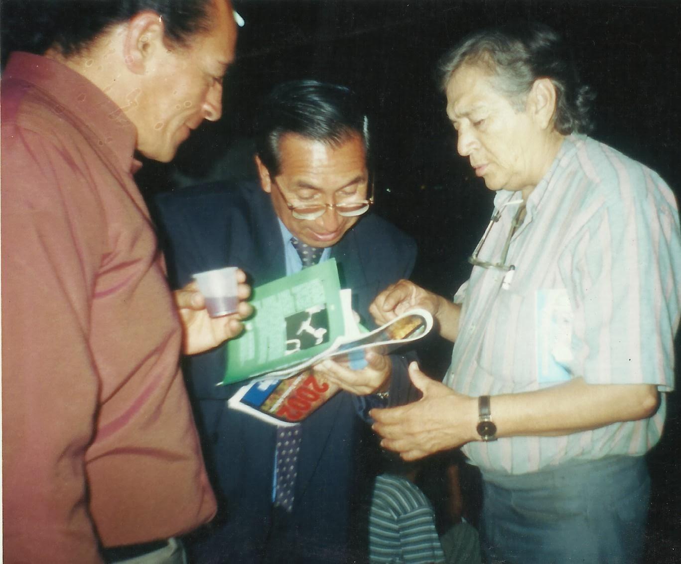 En la Casa de la Cultura-Chiclayo-Perú