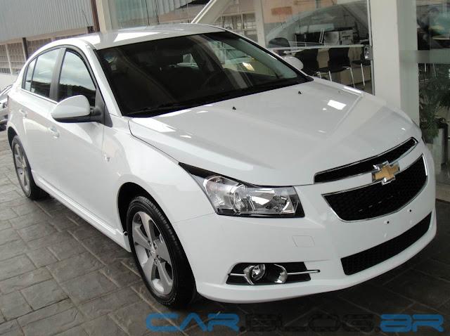Chevrolet Cruze Sport 2013