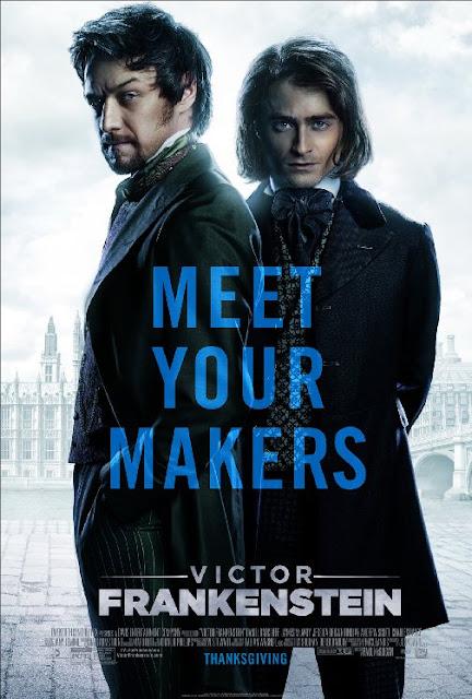 Sinopsis Film Victor Frankenstein 2015 (Daniel Radcliffe, James McAvoy)