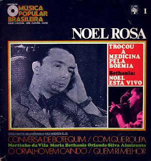 Historia da MPB, NoГ«l Rosa 1 - Various Artists,Abril Cultural 1970