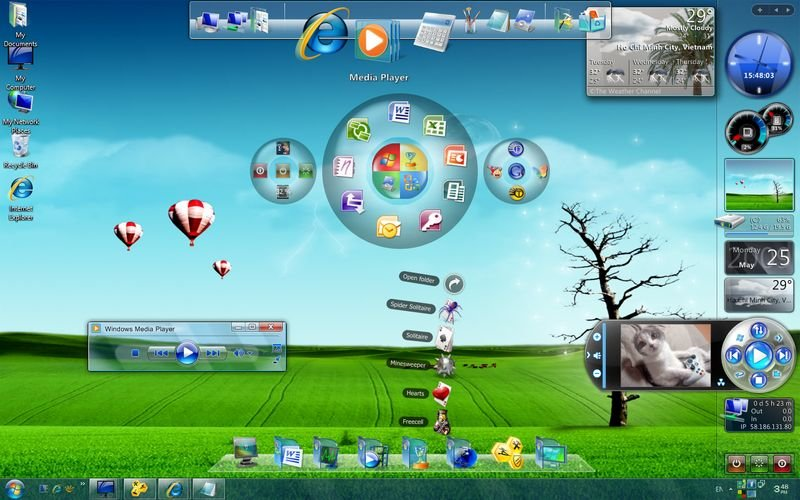 Windows XP SP3 Diamond Ultimate 2010