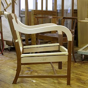 2004-05, A CHAIR AND A SHELFS HISTORY
