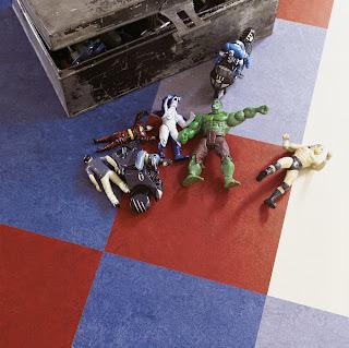 forbo pavimentos ofrece marmoleum click en rollo o loseta para el area residencial
