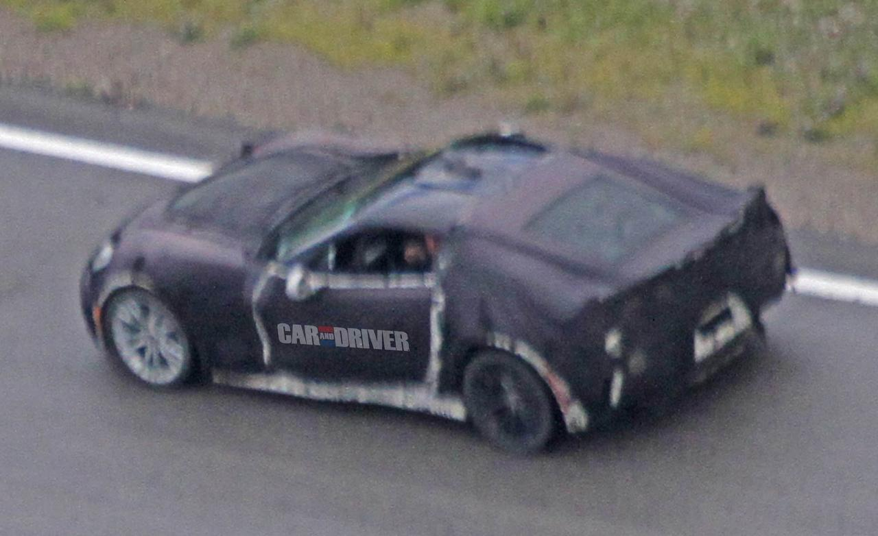 2014 - [Corvette] Stingray Z06 [C7] 2016+chevrolet+corvette+Z07+left+side